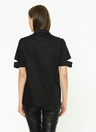 GIZIA Gömlek Siyah